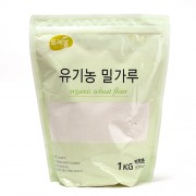 유기농밀가루 1kg (박력분)